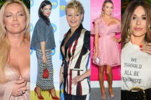 """Najlepsze i najgorsze stylizacje z wiosennych imprez ramówkowych: """"Barbie"""" Rozenek, Liszowska, Rusin, Doda...  (DUŻO ZDJĘĆ)"""