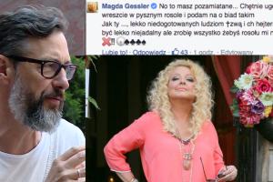 """Szymon Majewski: """"Widać po mediach społecznościowych, komu odwala. Wstawiłbym tam alkomat!"""""""