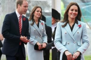 Kate i William w Walii (ZDJĘCIA)