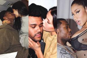 Nie tylko Rihanna... Amerykańskie celebrytki kochają raperów! (ZDJĘCIA)