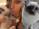 Natalia Siwiec już pozbyła się kotka!