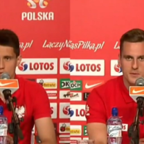 """Kapustka: """"Cieszymy się, że możemy zagrać z Portugalią"""""""