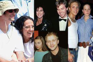 Szyc i Gliwa, Markowska i Deląg, Cher i Val Kilmer… Wiecie, że byli kiedyś razem? (ZDJĘCIA)