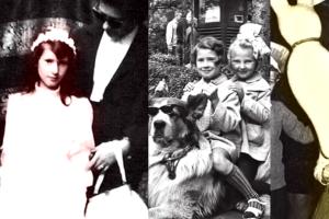 Kozidrak pokazuje zdjęcia z dzieciństwa. POZNAJECIE?