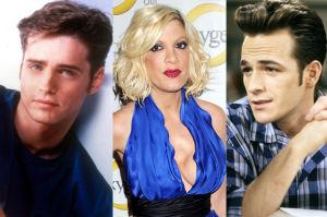 """Tori Spelling: """"Spałam z dwoma aktorami z """"Beverly Hills 90210""""!"""""""