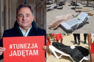 """Makłowicz o zamachu w Tunezji: """"WIĘCEJ LUDZI GINIE W WYPADKACH!"""""""