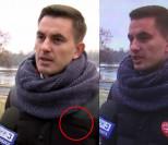 Telewizja Polska usunęła serduszko WOŚP-u... z kurtki posła PO