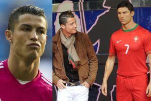 Ronaldo odkupił własną figurę woskową! Postawi ją w swojej willi...
