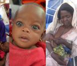 Po śmierci własnej córki 50-letnia Nigeryjka karmi wnuczkę piersią! (FOTO)