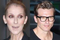 Celine Dion chwali się stanikiem na ulicy