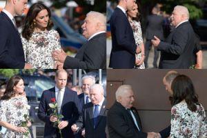 Kate i William spotkali się z Lechem Wałęsą (ZDJECIA)