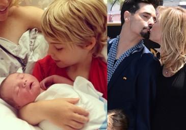 Kevin z Backstreet Boys został ojcem!