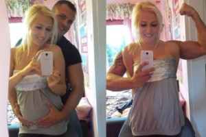 Eliza pokazuje ciążowy brzuszek! (FOTO)