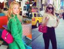 Mercedes w Nowym Jorku: Zakupy i... torebka za 10 tysięcy!