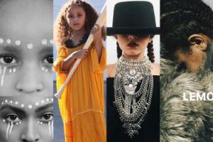 """Halloweenowy """"hit sieci"""": 5-latka przebrana za Beyonce (ZDJĘCIA)"""