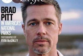 """Brad Pitt OTWARCIE O SWOIM ALKOHOLIZMIE: """"Byłem w tym profesjonalny. Potrafiłem OPIĆ ROSJANINA. Jestem trzeźwy od pół roku"""""""