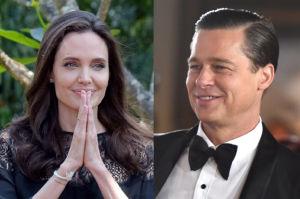 """Brad i Angelina """"ZNOWU ROZMAWIAJĄ""""! Tym razem bez prawników"""