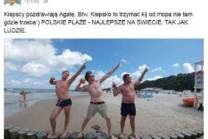 """Chajzer też śmieje się z Młynarskiej: """"KIEPSCY POZDRAWIAJĄ AGATĘ!"""""""