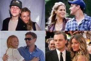Wszystkie dziewczyny Leonardo DiCaprio... (ZDJĘCIA)