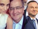 Dziewczyna Wojewódzkiego o wygranej Dudy: