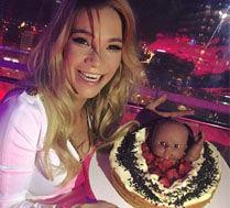 Bohosiewicz z tortem w kształcie waginy…