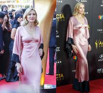 Cate Blanchett w różowej sukni!