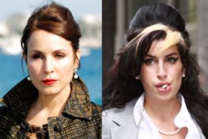 Noomi Rapace ma zagrać Amy Winehouse!