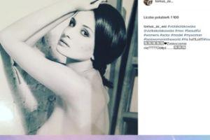 Karolak docenia Wioletę na Instagramie