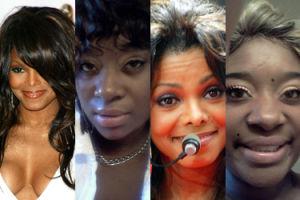 """Janet Jackson i jej """"odnaleziona córka"""". Podobne? (ZDJĘCIA)"""