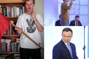 """""""Patriotyczny raper"""" jest synem prezesa Fundacji Smoleńsk 2010! Śpiewał: """"Mam wyj*bane na rząd Polski"""""""