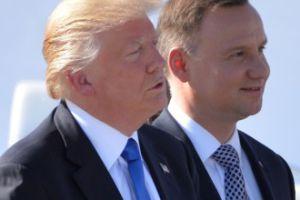 Z OSTATINEJ CHWILI: Donald Trump PRZYJEDZIE DO POLSKI!