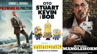 """Na co do kina? """"Minionki"""" i inne komedie (WIDEO)"""