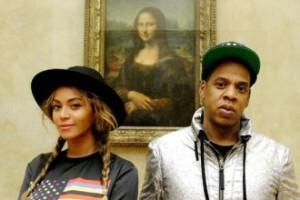 Beyonce i Jay-Z w Luwrze... (GALERIA)