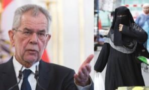 """Prezydent Austrii apeluje, żeby wszystkie kobiety NOSIŁY BURKI! """"To będzie wyraz SOLIDARNOŚCI!"""""""