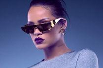 Rihanna w okularach za 7 tysięcy!