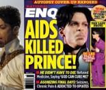 Przed śmiercią Prince ważył... niecałe 40 kilogramów?! Chorował na AIDS?