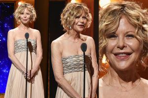 NOWA TWARZ Meg Ryan na gali Tony Awards... (ZDJĘCIA)