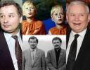 Filmowy Placek, polityczny geniusz i miłośnik kotów: Jarosław Kaczyński kończy dzisiaj 68 lat (STARE ZDJĘCIA)