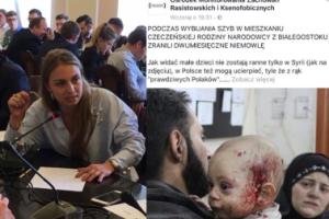 """Wpadka posłanki PO: Umieściła na Facebooku NIEPRAWDZIWY WPIS o ataku Polaka na czeczeńskie dziecko! """"Powoływałam się na wiarygodne źródło"""""""