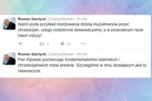 """Giertych o Kijowskim: """"Mówi brednie"""""""