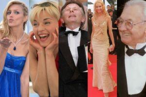 Polacy w Cannes: Polański, Torbicka, Mielcarz, Rubik... (ZDJĘCIA)