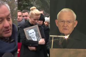 """Tomasz Kality został pochowany na Powązkach. """"Nie poszedł do polityki dla polityki, on chciał marzyć"""""""