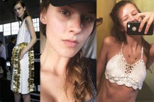 """Była modelka wyznaje: """"Bałam się nawet pić wodę! Miałam 15 lat i umierałam. Chciałam się zabić"""""""
