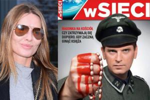 """Hanna Lis chce """"HIENY ROKU"""" dla Karnowskich! """"NIE RUSZAJ GÓWNA, BO ŚMIERDZI"""""""