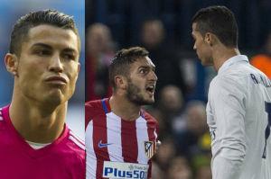 Cristiano Ronaldo został nazwany PEDAŁEM w trakcie meczu!
