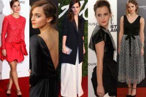 Styl gwiazdy: Emma Watson (DUŻO ZDJĘĆ)