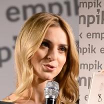 Kasia Tusk na spotkaniu z fanami