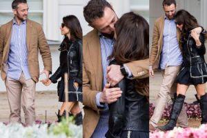Weronika Rosati całuje się z nowym chłopakiem (ZDJĘCIA)