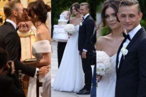 Mamy zdjęcia ze ślubu Rzeźniczaka i Zając!