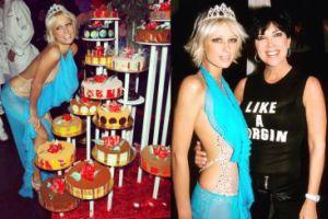 Paris Hilton wspomina 21. urodziny (GALERIA)
